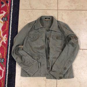 Cargo utility jacket
